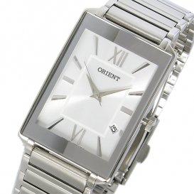 オリエント ORIENT クオーツ ユニセックス 腕時計 SUNEF009W0 シルバー