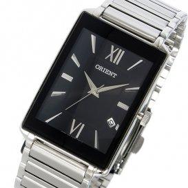 オリエント ORIENT クオーツ ユニセックス 腕時計 SUNEF008B0 ブラック