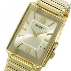 オリエント ORIENT クオーツ ユニセックス 腕時計 SUNEF006C0 ゴールド