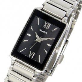 オリエント ORIENT クオーツ レディース 腕時計 SUBTT008B0 ブラック/シルバー