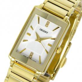 オリエント ORIENT クオーツ レディース 腕時計 SUBTT007W0 ホワイトシルバー/ゴールド