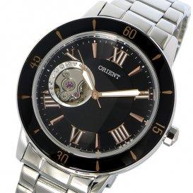 オリエント ORIENT 自動巻き レディース 腕時計 SDB0B004B0 ブラック