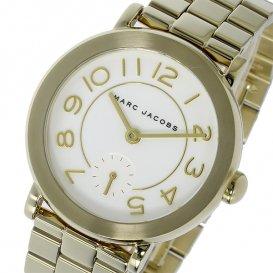 マーク ジェイコブス MARC JACOBS ライリー RILEY クオーツ ユニセックス 腕時計 MJ3470 ホワイト