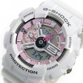 カシオ Gショック G-SHOCK クオーツ メンズ 腕時計 GMA-S110MP-7A ピンク