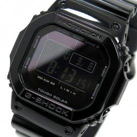 カシオ Gショック グロッシー・ブラックシリーズ メンズ 腕時計 GW-M5610BB-1