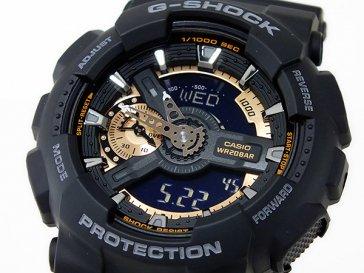 カシオ CASIO Gショック G-SHOCK 腕時計 GA110RG-1A