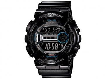カシオ CASIO Gショック L-SPECK デジタル 腕時計 GD110-1 ブラック
