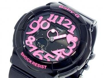 カシオ CASIO ベビーG Baby-G 腕時計 アナデジ BGA-130-1B