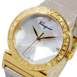 サルヴァトーレ フェラガモ FERRAGAMO クオーツ レディース 腕時計 FG215-0014