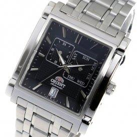 オリエント ORIENT 自動巻き メンズ 腕時計 SETAC002B0 ブラック