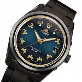 オリエント ネオセブンティーズ メンズ 電波 腕時計 WV0051SE ブラック 国内正規