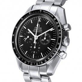 オメガ OMEGA 手巻き メンズ クロノ 腕時計 311.30.42.30.01.005 ブラック