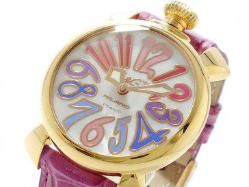ガガミラノ GAGA MILANO 腕時計 5021-1 PNK