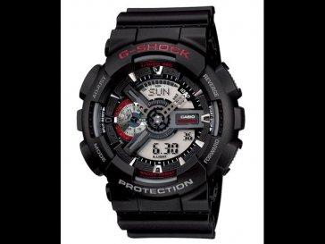 カシオ CASIO Gショック G-SHOCK 腕時計 GA-110-1AJF 国内正規