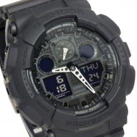 カシオ CASIO Gショック G-SHOCK アナデジ 腕時計 GA-100-1A1