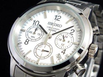 セイコー SEIKO クロノグラフ 腕時計 SSB001P1