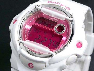 カシオ CASIO ベビーG BABY-G カラーディスプレイ 腕時計BG169R-7D
