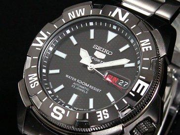 セイコー SEIKO セイコー5 スポーツ 5 SPORTS 自動巻き 腕時計 SNZE83J1