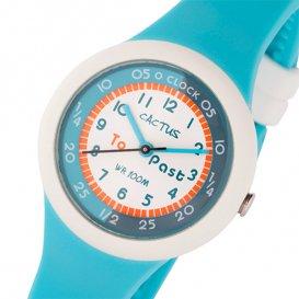 カクタス CACTUS キッズウォッチ 腕時計 CAC-92-M04 ホワイト/ブルー