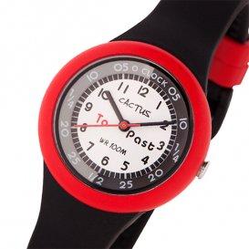 カクタス CACTUS キッズウォッチ 腕時計 CAC-92-M01 ホワイト/ブラック
