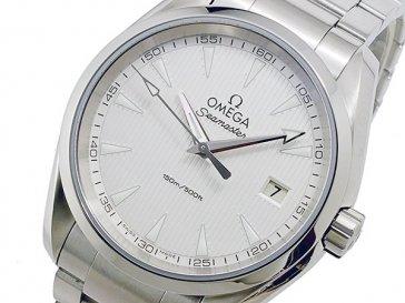 オメガ OMEGA シーマスター クオーツ メンズ 腕時計 231.10.39.60.02.001