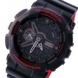 カシオ CASIO Gショック G-SHOCK スペシャルカラー メンズ 腕時計 GA-110HR-1A ブラック