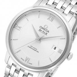 オメガ OMEGA デ・ビル 自動巻き メンズ 腕時計 42410372002001 シルバー
