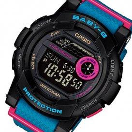 カシオ CASIO ベビーG BABY-G Gライド レディース 腕時計 BGD-180-2 ブラック