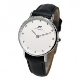 ダニエル ウェリントン シェフィールド/シルバー 26mm クオーツ 腕時計 0921DW