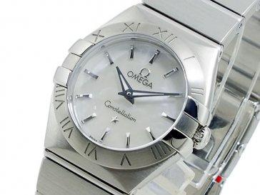 オメガ OMEGA コンステレーション レディース 腕時計 12310246005001