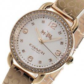 コーチ COACH クオーツ レディース 腕時計 14502355 ピンクゴールド