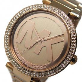 マイケルコース MICHAEL KORS クオーツ レディース 腕時計 MK5865 ローズ