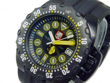 ルミノックス LUMINOX ディープダイブ スコット・キャセル 自動巻 腕時計 1526