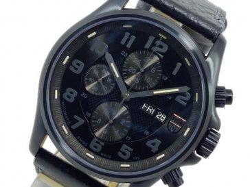 ルミノックス LUMINOX 自動巻 クロノグラフ 腕時計 1861BO ブラック