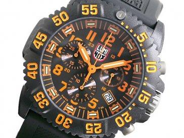 ルミノックス LUMINOX ネイビーシールズ クロノグラフ 腕時計 3089