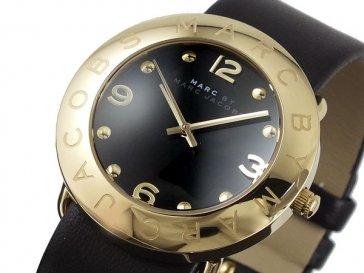 マークバイ マークジェイコブス MARC BY MARC JACOBS 腕時計 MBM1154 イエローゴールド