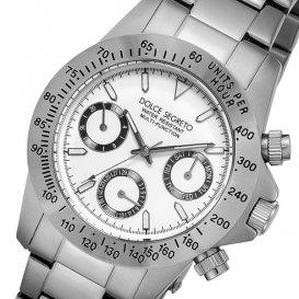 ドルチェ セグレート DOLCE SEGRETO クオーツ メンズ 腕時計 MCG100WH ホワイト