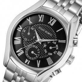 ドルチェ セグレート DOLCE SEGRETO クオーツ メンズ 腕時計 MEA100BK ブラック