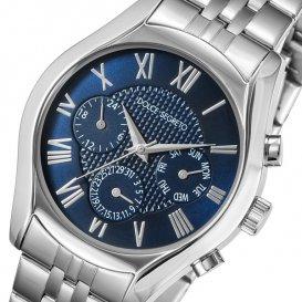 ドルチェ セグレート DOLCE SEGRETO クオーツ メンズ 腕時計 MEA100BU ブルー
