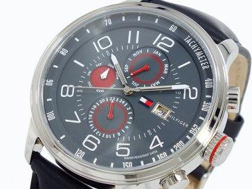 トミーヒルフィガー TOMMY HILFIGER メンズ 腕時計 1790859 ブラック