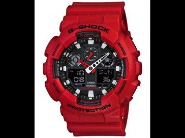 カシオ CASIO Gショック G-SHOCK 腕時計 GA-100B-4AJF