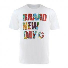 フラワーメッセージTシャツ