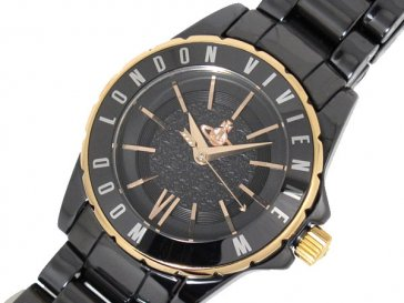 ヴィヴィアン ウエストウッド VIVIENNE WESTWOOD セラミック 腕時計 VV088RSBK