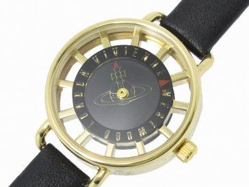 ヴィヴィアン ウエストウッド VIVIENNE WESTWOOD 腕時計 レディース VV055BKBK