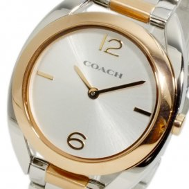 コーチ COACH サム ブレスレット クオーツ レディース 腕時計 14502026