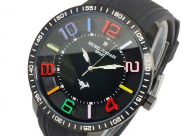 ミッシェルジョルダン MICHEL JURDAIN クオーツ メンズ 腕時計 MJ-7700-1
