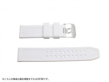 ルミノックス LUMINOX 替えベルト 純正 ラバー FP.3050.10.WH ホワイト