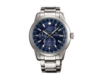 オリエント ORIENT Orient Star World Time 自動巻き 腕時計 WZ0021JC 国内正規