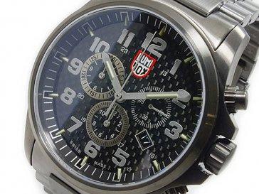 ルミノックス LUMINOX クオーツ メンズ 腕時計 1942CR アラーム ブレス