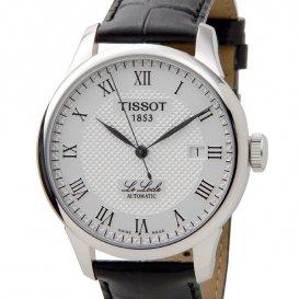 ティソ TISSOT ル・ロックル 自動巻き メンズ 腕時計 T41142333 ホワイト
